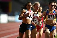 Friidrett, 23. august 2003, VM Paris,( World Championschip in Athletics),   Kelly Holmes, GBR på 800 meter