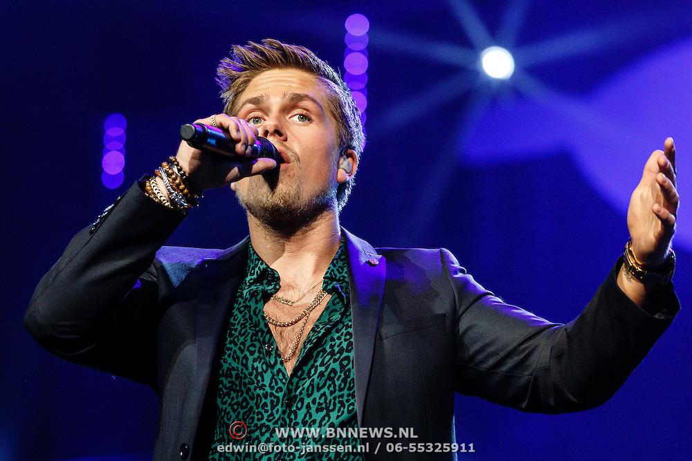 NLD/Amsterdam/20160217 - Holland zingt Hazes 2016, Dre Hazes