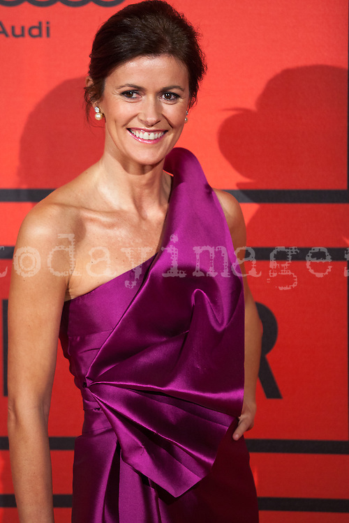 Nuria March during the photocall of Vanity Fair 5th Anniversary party In Madrid