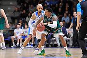 DESCRIZIONE : Eurocup 2014/15 Last32 Dinamo Banco di Sardegna Sassari -  Banvit Bandirma<br /> GIOCATORE : Earl Rowland<br /> CATEGORIA : Palleggio Controcampo<br /> SQUADRA : Banvit Bandirma<br /> EVENTO : Eurocup 2014/2015<br /> GARA : Dinamo Banco di Sardegna Sassari - Banvit Bandirma<br /> DATA : 11/02/2015<br /> SPORT : Pallacanestro <br /> AUTORE : Agenzia Ciamillo-Castoria / Luigi Canu<br /> Galleria : Eurocup 2014/2015<br /> Fotonotizia : Eurocup 2014/15 Last32 Dinamo Banco di Sardegna Sassari -  Banvit Bandirma<br /> Predefinita :