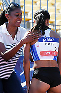 Floria Guei competes in women 400m (with Marie-Jose Perec) during the Athletics French Championships 2018, in Albi, France, on July 8th, 2018 - Photo Philippe Millereau / KMSP / ProSportsImages / DPPI