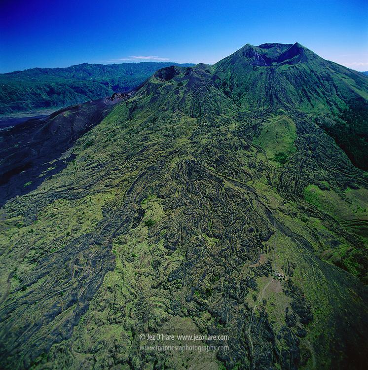 Mount Batur, Bangli, Bali, Indonesia.