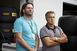 June 30, 2018 - Spielberg, Austria - Motorsports: FIA Formula One World Championship 2018, Grand Prix of Austria, ..Jean Alesi (FRA) (Credit Image: © Hoch Zwei via ZUMA Wire)