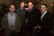 Jonathan Ancer, David Moseley, Craig Seaman, Dorfling Terblanche (lefft to right)