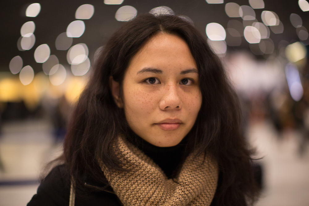 Gloria Samosir, LWF delegate to COP24 in Katowice from the Protestant Christian Batak Church, Indonesia