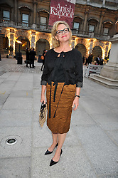 KAY SAATCHI attends the private view of Anish Kapoor's latest exhibition at the Royal Academy of Arts, Piccadilly, London on 22nd September 2009