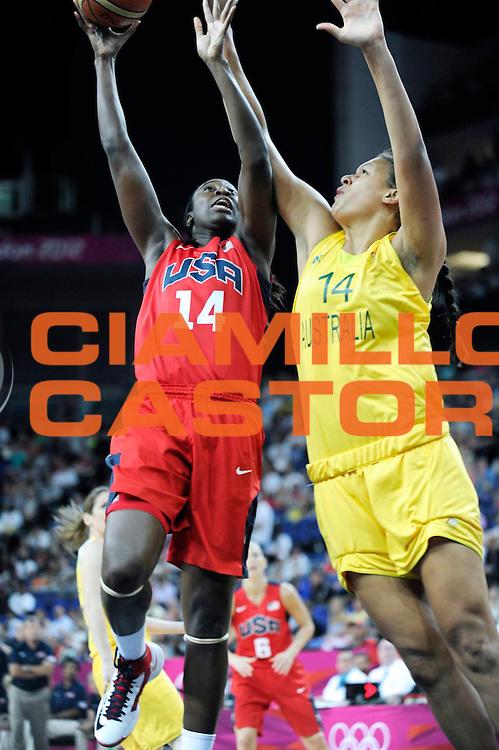 DESCRIZIONE : Basketball Jeux Olympiques Londres Demi finale<br /> GIOCATORE : Charles Tina <br /> SQUADRA : USA FEMME<br /> EVENTO : Basketball Jeux Olympiques<br /> GARA : USA AUSTRALIE<br /> DATA : 09 08 2012<br /> CATEGORIA : Basketball Jeux Olympiques<br /> SPORT : Basketball<br /> AUTORE : JF Molliere <br /> Galleria : France JEUX OLYMPIQUES 2012 Action<br /> Fotonotizia : Jeux Olympiques Londres demi Finale Femme Greenwich Arena<br /> Predefinita :