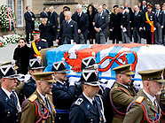 Funeral of Grand Duke Jean, Luxembourg 04-05-2019