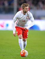 2016.03.23 Poznan<br /> Pilka Nozna Reprezentacja Mecz towarzyski<br /> Polska - Serbia<br /> N/z Jakub Blaszczykowski<br /> Foto Rafal Rusek / PressFocus<br /> <br /> 2016.03.23 Poznan<br /> Football Friendly Game<br /> Poland - Serbia<br /> Jakub Blaszczykowski<br /> Credit: Rafal Rusek / PressFocus