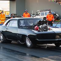 Emilio Cubeddu (3844) - Chevrolet Camaro in Supercharged Outlaws.