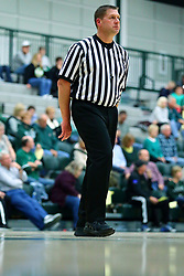 17 November 2017:  Mike Skrabis during an College men's division 3 CCIW basketball game between the Alma Scots and the Illinois Wesleyan Titans in Shirk Center, Bloomington IL