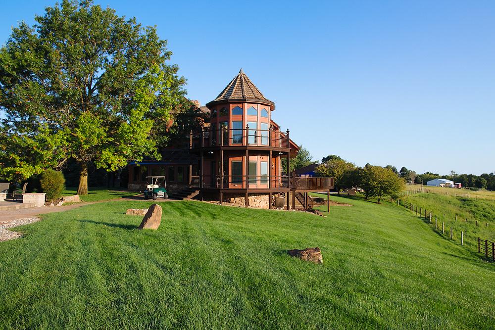 2015 August 12 - Photos of Mannheim Steamroller's Chip Davis at his house in Omaha, Nebraska
