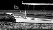 Henley. Berks, United Kingdom, Monday  27/09/2021, 2017 Steam Launch  Alaska,Henley,' Women's Regatta. Rowing on, Henley Reach. River Thames, [Mandatory Credit Peter SPURRIER/Intersport Images]