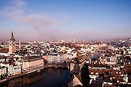 City of Zurich, Zurich Switzerland