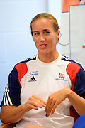 Caversham, Great Britain, GBR  W2- Helen GLOVER,  GB Rowing media day, 2013 World Cup Team Announcement  at the Redgrave Pinsent Rowing Lake. GB Rowing Training centre. Wednesday  05/06/2013  [Mandatory Credit. Peter Spurrier/Intersport Images]