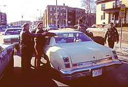 Police Car Stop