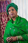 Hibo Wardere of Walthamstow, London, FGM campaigner and author