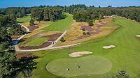 LEUSDEN  -  Overzicht hole 7 en 9 , Golfclub de Hoge Kleij  COPYRIGHT KOEN SUYK