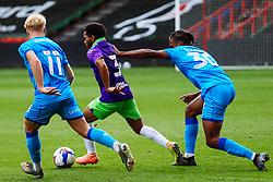 Jay Dasilva of Bristol City - Rogan/JMP - 21/08/2020 - Ashton Gate Stadium - Bristol, England - Bristol City v Cheltenham Town - Pre Season Friendly.