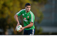 27 June 2013; Conor Murray, British & Irish Lions, during squad training ahead of their 2nd test match against Australia on Saturday. British & Irish Lions Tour 2013, Squad Training. Scotch College, Hawthorn, Melbourne, Australia. Picture credit: Stephen McCarthy / SPORTSFILE