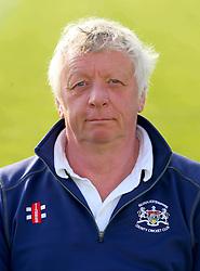 Gloucestershire Assistant Academy Coach Steve Cashmore - Photo mandatory by-line: Dougie Allward/JMP - 07966 386802 - 10/04/2015 - SPORT - CRICKET - Bristol, England - Bristol County Ground - Gloucestershire County Cricket Club Photocall.