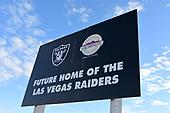 NFL: Las Vegas Raiders Headqauarters Views-Feb 21, 2020
