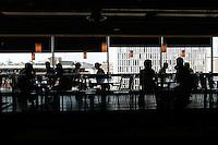 Cultural centre or center or kulturhuset cafeteria, Stockholm, Sweden.