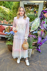 Rosie Fortescue at The Ivy Chelsea Garden Summer Party ,The Ivy Chelsea Garden, King's Road, London, England. 14 May 2019. <br /> <br /> ***For fees please contact us prior to publication***
