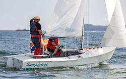 , Travemünder Woche 19. - 28.07.2019, Kielzugvogel - GER 4003 - Eckert FRIEDHOFF - Haike RENNECKE - Hannoverscher Yacht-Club e. V