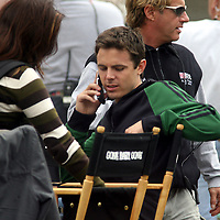 Casey Affleck in and around Boston,Mass. Filming and acting. Photo by Mark Garfinkel