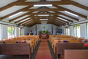 Lapahoehoe Congregational Church, Island of Hawaii