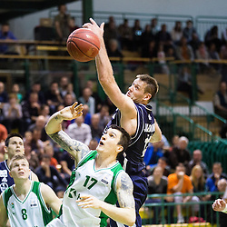 20140517: SLO, Basketball - Telemach League, Semifinal, KK Krka vs KK Hopsi Polzela