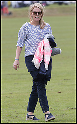 June 11, 2017 - Westonbirt, United Kingdom - Image licensed to i-Images Picture Agency. 11/06/2017. Westonbirt, United Kingdom. Autumn Phillips at the Gloucestershire Festival of Polo at Beaufort Polo Club in Westonbirt, Gloucestershire, United Kingdom. Picture by Stephen Lock / i-Images (Credit Image: © Stephen Lock/i-Images via ZUMA Press)