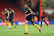 Jacob Brown (18) of Stoke City during the EFL Sky Bet Championship match between Bournemouth and Stoke City at the Vitality Stadium, Bournemouth, England on 8 May 2021.