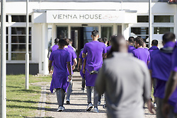 September 18, 2018 - Na - Castrop-Rauxel, 18/09/2018 - Morning walk of the Fc Porto next to the Hotel Vienna House Easy Castrop-Rauxel, Germany. (Credit Image: © Atlantico Press via ZUMA Wire)