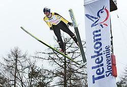 17.03.2011, Planica, Kranjska Gora, SLO, FIS World Cup Finale, Ski Nordisch, Skiflug, im Bild Thomas Morgenstern (AUT, #71) // Thomas Morgenstern (AUT) during a training session of the Ski Jumping World Cup finals in Planica, Slovenia, 17/3/2011. EXPA Pictures © 2011, PhotoCredit: EXPA/ J. Groder