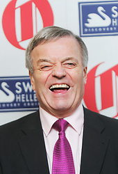 © under license to London News Pictures. 10/02/11 DJ Tony Blackburn at 2011 Oldie of the Year Awards at Simpsons On The Strand. Photo credit should read: Olivia Harris/ London News Pictures