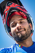 2021 UCI BMXSX World Cup 1&2<br /> Verona (Italy)<br /> Friday Practice<br /> ^me#278 RAMIREZ YEPES, Carlos Alberto (COL, ME) GW