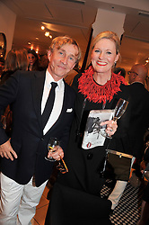 JASPER CONRAN and LADY CONRAN at an exhibition at The Conran Shop entitled Red to celebrate 25 years of The Conran Shop at the Michelin Building, 81 Fulham Road, London on 19th September 2012.