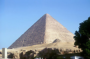 Great Pyramid of Cheops at Giza, Egypt