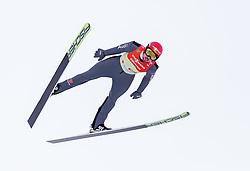 28.02.2019, Seefeld, AUT, FIS Weltmeisterschaften Ski Nordisch, Seefeld 2019, Nordische Kombination, Skisprung, im Bild Johannes Rydzek (GER) // Johannes Rydzek of Germany during the Ski Jumping competition for Nordic Combined of FIS Nordic Ski World Championships 2019. Seefeld, Austria on 2019/02/28. EXPA Pictures © 2019, PhotoCredit: EXPA/ JFK