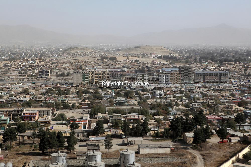 view on kabul, Afganistan