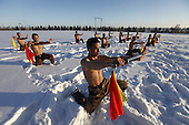 Frontier Soldiers Trained in Snow
