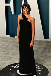 Rashida Jones attending the Vanity Fair Oscar Party held at the Wallis Annenberg Center for the Performing Arts in Beverly Hills, Los Angeles, California, USA.