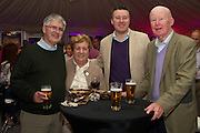 A stimulating Business Diary Date: 29th September to 1st October, Burlington Hotel Dublin – Irish Pubs Global Gathering Event.<br /><br />Pictured at the event- <br />Edwin Finnegan<br />Geraldine McGovern<br />Jeremce McGovern<br />Ted McGovern<br /><br />•                     21 Countries represented<br />•                     Over 600 Irish Pub Enterprises from around the world<br />•                     The growth of Craft Beers<br />•                     Industry Experts<br />•                     Bord Bia – an export opportunity<br />•                     Transforming a Wet Pub into a Gastro Pub<br /><br />We love our Irish pubs but we of course have seen an indigineous decline resulting in closures nationwide in recent years.<br />Not such a picture worldwide where the Irish pub is a growing business success story.<br />Hence a global event and webcast in Dublin next week, called Irish Pubs Global Gathering Event  in the Burlington Hotel, Dublin, on September 29 to October 1st, backed by LVA and VFI.<br />Spurred on by The Irish Diaspora Global Forum in Dublin Castle 2 years ago, Irish entrepreneur Enda O Coineen has spearheaded www.irishpubsglobal.com into a global network with 20 chapters around the world and a database of over 4,000 REAL Irish pubs.<br />It promises to be a stimulating conference, with speakers bringing a worldwide perspective to the event. The Irish Pubs Global Gathering Event is a unique networking, learning and social gathering. A dynamic three-day programme bringing together Irish Pub owners & managers from all over the world and will focus on 'The Next Generation' of Irish pubs.<br /> <br />Key Note Speakers available for Interview<br />1.       Paul Mangiamele, CEO Bennigans<br />2.      Dr. Pearse Lyons, CEO ALLTECH<br />3.      Enda O Coineen, President of Irish Pubs Global<br />4.      Kingsley Aikins, CEO of Diaspora Matters<br /><br />Paul Mangiamele, CEO Bennigans<br />Paul M. Mangiamele is a veteran restaurant and retailing ex