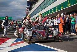 August 17, 2018 - Silverstone, Angleterre - 38 JACKIE CHAN DC RACING (CHN) ORECA 07 GIBSON LMP2 HO PIN TUNG (NLD) GABRIEL AUBRY (FRA) STEPHANE RICHELMI (MCO) WINNER LMP2 (Credit Image: © Panoramic via ZUMA Press)