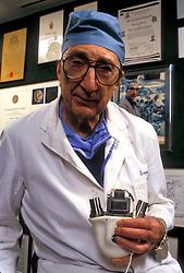 Stock photo of Dr. Michael DeBakey