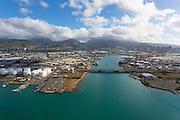 Sand Island, Honolulu Harbor, Oahu, Hawaii