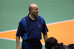 18-06-2000 JAP: OKT Volleybal 2000, Tokyo<br /> Nederland - China 3-0 / Pierre Mathieu
