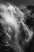 Bridalveil Fall, Yosemite National Park, California 2015